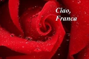 ciao Franca2